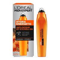 L'oreal Paris Men Expert Hydra Energetic Chłodzący Roll-On Pod Oczy Przeciw Oznakom Zmęczenia 10Ml