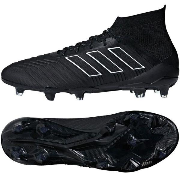 wiele stylów wyprzedaż resztek magazynowych Najnowsza Buty piłkarskie adidas Predator 18.1 Fg M r.42 2/3