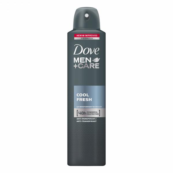 Dove Men+Care Cool Fresh Antyperspirant w aerozolu 250 ml na Arena.pl