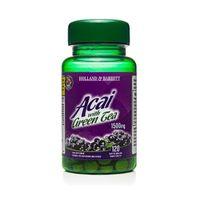 Holland & Barrett Jagody Acai z Zieloną Herbatą 1500 mg 120 tabl.