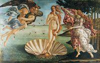 Reprodukcja S.Botticelli -Narodziny Venus 40x60cm