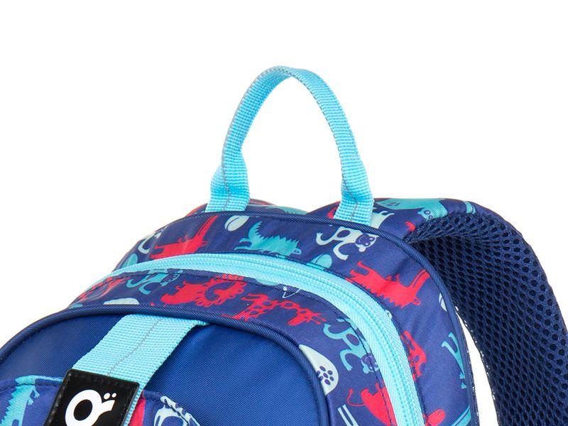 Plecak przedszkolny dla chłopca, zwierzątka CHI 839 zdjęcie 6