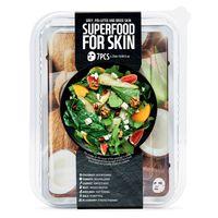 Superfood Energetyzująco-Oczyszczające Maski Do Skóry Zanieczyszczonej I Pozbawionej Blasku 7X25Ml