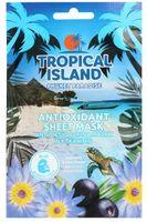 MARION Phuket  Paradise 1szt. - antyoksydacyjna  maska na tkaninie