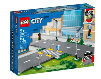 Lego City Płyty drogowe