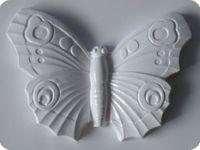Forma do odlewów - Odlewy gipsowe - Motyl (2729010)