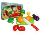 Zestaw do krojenia warzywa owoce na rzepy mini kuchnia deska nóż Y83