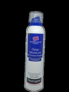 Neutrogena Bodyspray Deep Moisture spray do ciała