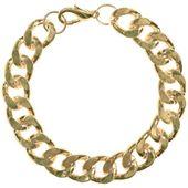 złota BRANSOLETA bransoletka GANGSTERA łańcuch