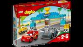 LEGO Duplo Auta 3 Wyścig o Złoty Tłok 10857