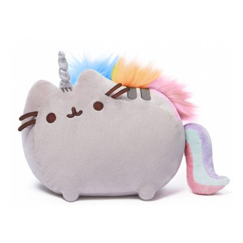 Pushen unicorn pluszowy kot poduszka jednorożec na Arena.pl