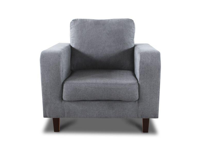 Fotel Kera w stylu skandynawskim do salonu zdjęcie 3