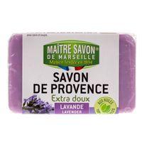 Mydło marsylskie lawenda 100 g - Maître Savon