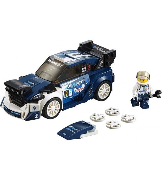 lego speed champions ford mustang fastback 75884. Black Bedroom Furniture Sets. Home Design Ideas