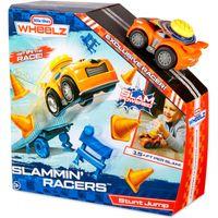 Slammin'Racers Zestaw kaskaderski + autko wyścigówka Little Tikes