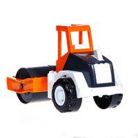 PEPCO - Auto budowlane Tech Truck walec