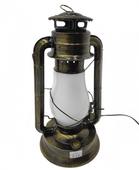 LAMPION - LAMPA NAFTOWA LED - PŁOMIEŃ - LED FL-3T zdjęcie 2