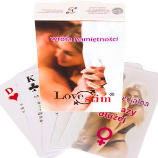 Wrota Namiętności gra erotyczna dla par Love Stim