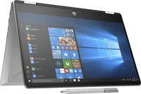Dotykowy 2w1 HP Pavilion 14 x360 FullHD IPS Intel Core i7-10510U 16GB 256GB SSD NVMe 1TB HDD NVIDIA GeForce MX250 2GB Win10 Pen