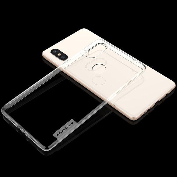 Nillkin Nature żelowe etui pokrowiec ultra slim Xiaomi Mi 8 SE przezroczysty zdjęcie 8
