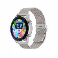 Watchmark Smartwatch WDT95 Ciśnienie Puls EKG o2