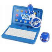Tablet edukacyjny dla dzieci overmax myszka etui  klawiatura słuchawki