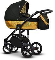 Złoty Wózek dziecięcy wielofunkcyjny Modo Royal Wiejar zestaw 3w1