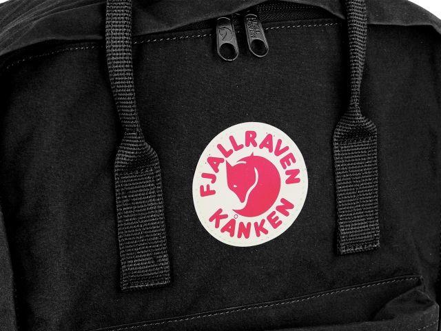 Plecak KANKEN FJALLRAVEN Black F23510-550 zdjęcie 7