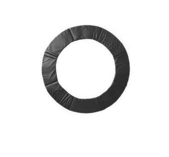 Osłona sprężyny na trampolinę 244 cm 8 FT Czarna
