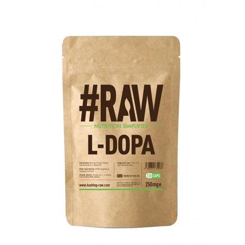 RAW L-Dopa 120kap wege MUCUNA Ekstrakt na Arena.pl