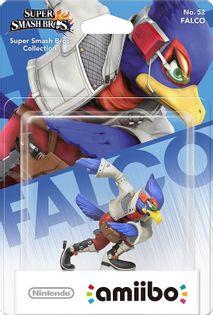 Amiibo - Falco - 3DS WiiU (uszkodzone opakowanie)