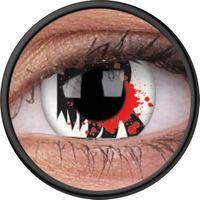 Crazy Lens - Blood Scream, 2 szt.