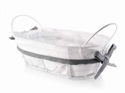 Metalowy Koszyk Na Chleb Mondex Hiwd6652