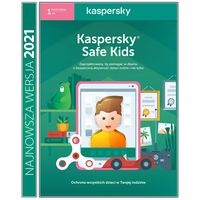 Kaspersky Safe Kids Premium na 1 rok