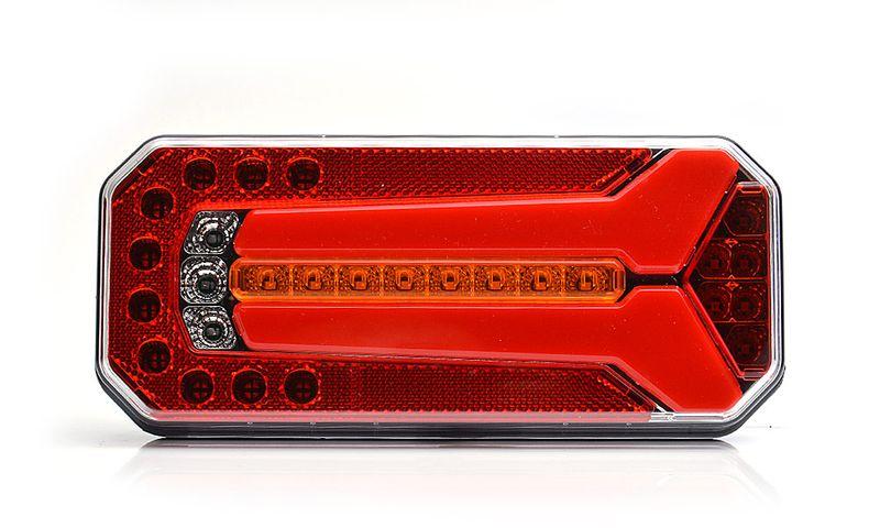 Lampa LED zespolona tylna 4 funkcje 1113 L/P na Arena.pl