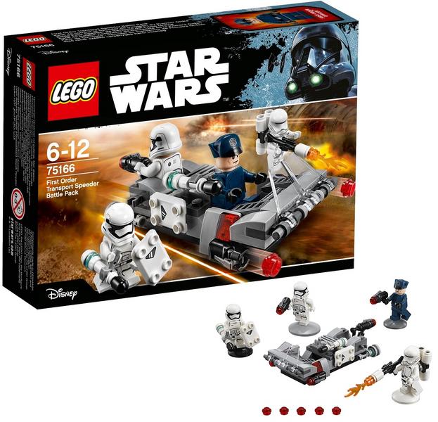 Klocki LEGO 75166 Star Wars Śmigacz Transportowy zdjęcie 1