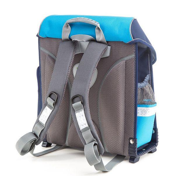 6a26e1125b963 Plecak szkolny firmy EMIPO w zestawie tornister Galaxy +piórnik+worek  zdjęcie 4