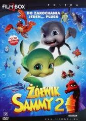 Żółwik Sammy 2 DVD Stassen Ben, Kesteloot Vincent