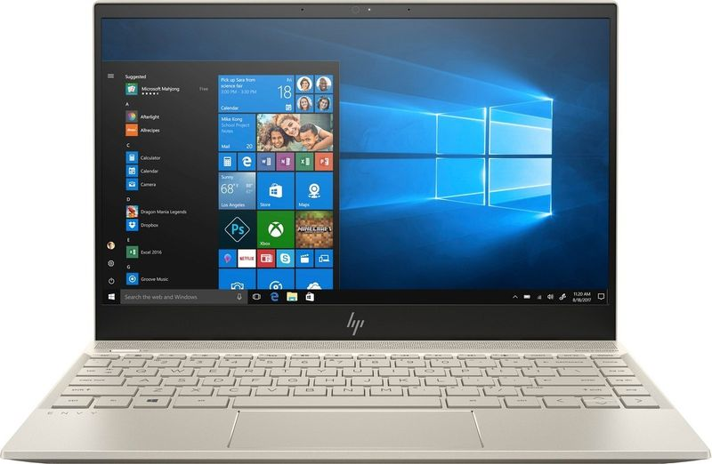 HP ENVY 13 FHD IPS i5-8250U 8GB 256GB SSD NVMe W10 zdjęcie 3
