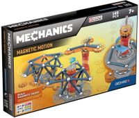 Geomag Klocki Magnetyczne Mechanics Magnetic Motion 146El. Geo-762