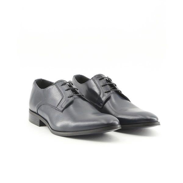 ebe9f2422cf15 Made in Italia buty męskie pantofle niebieski 40 zdjęcie 14