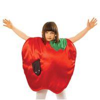 STRÓJ JABŁKO jabłuszko PRZEBRANIE dla dzieci uniwe