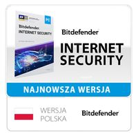 BitDefender Internet Security 1PC / 2Lata