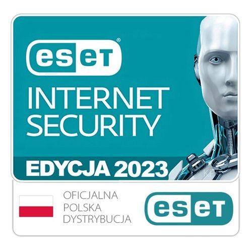 ESET Internet Security 1PC / 1Rok na Arena.pl