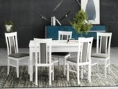 Stół i krzesła do salonu jadalni kuchni ZESTAW I