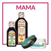 Zestaw MAMA - idealne produkty dla kobiety w ciąży i młodej mamy