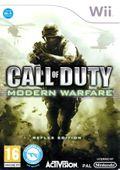 Call of Duty Modern Warfare Reflex Edition Wii