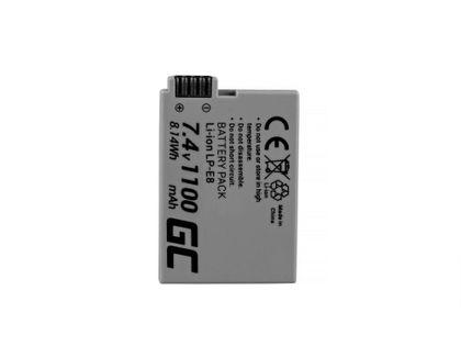 Bateria Green Cell Lp-E8 Do Canon