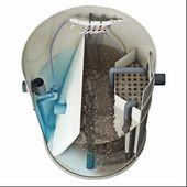 Przydomowa oczyszczalnia ścieków VH6 LIGHT 2-6 osób + studnia chłonna zdjęcie 4