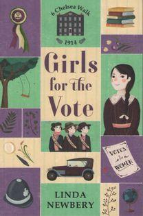 Chelsea Walk - Girls for the Vote